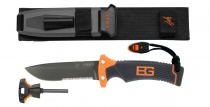 "Нож Gerber ""Bear Grylls Ultimate Knife"" с огнивом BG-4"